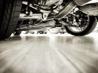 Car Suspension Repair Services in Dubai